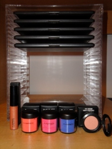 MAC Naked Honey, MAC PRO, The Container Store Haul