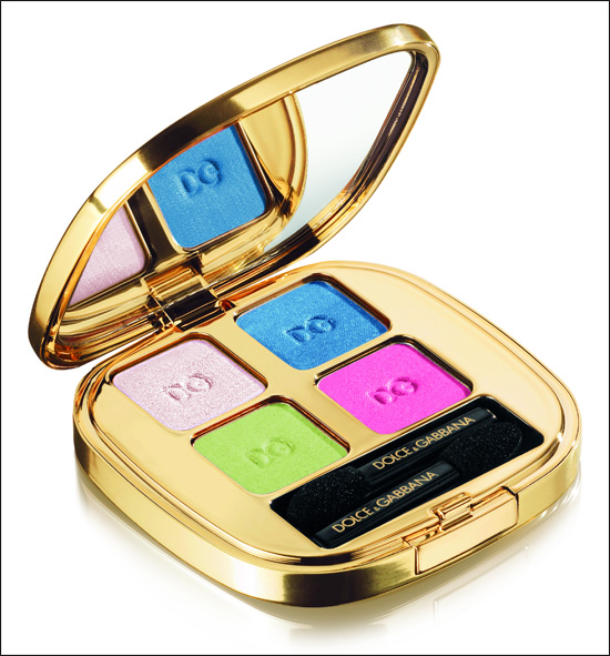 Dolce & Gabbana Smooth Eye Colour Quad - Dazzling 160