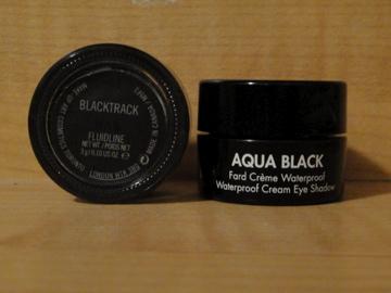 MAC Fluidline vs. MUFE Aqua Black
