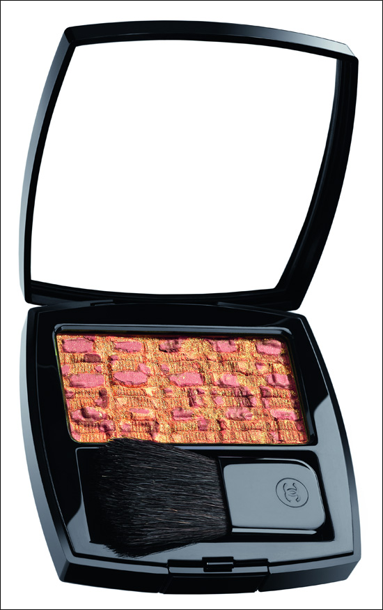 Chanel - Blush Duo Tweed Sienna