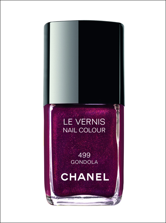 Chanel - Nail Colour Gondola
