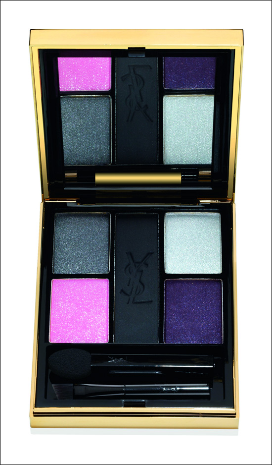 Yves Saint Laurent - 5 Colour Harmony for Eyes No 8 Midnight