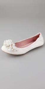 Jeffrey Campbell Pearl Ballet Flats