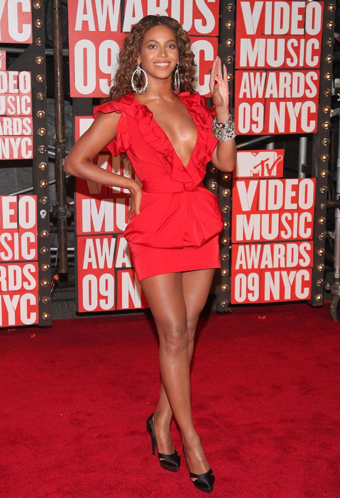 Beyonce 2009 MTV VMA