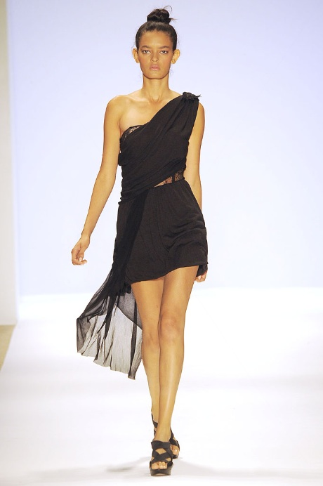 Charlotte Ronson Spring 2010 Ready-to-Wear