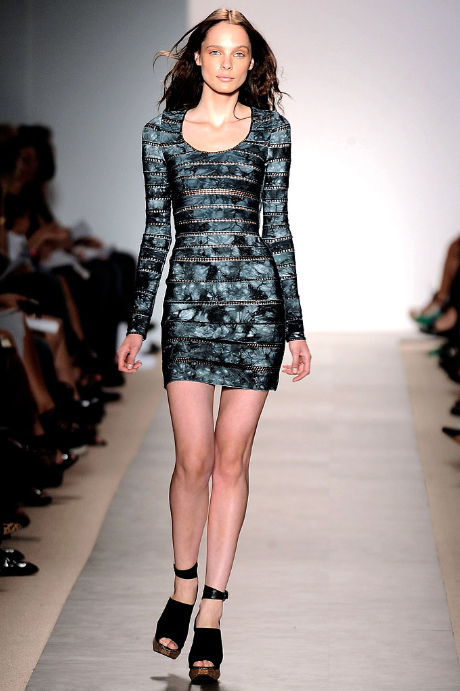 Herve Leger by Max Azria Spring 2010 Ready-to-Wear Collection