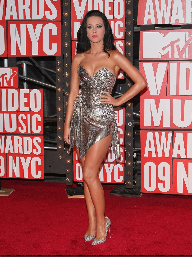 Katy Perry 2009 MTV VMA