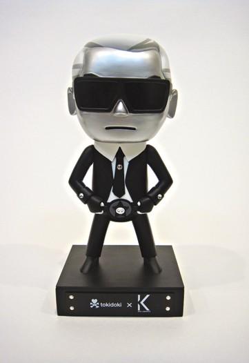 The Karl Lagerfeld Tokidoki