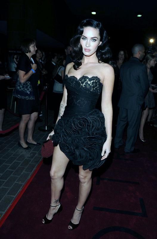 Megan Fox Jennifers Body Toronto
