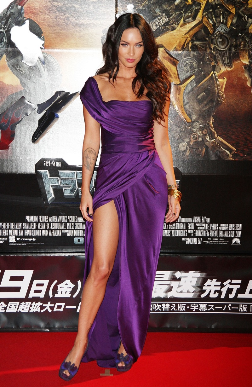 Megan Fox Transformers Tokyo