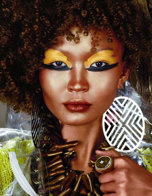 MAC Style Warrior Collection