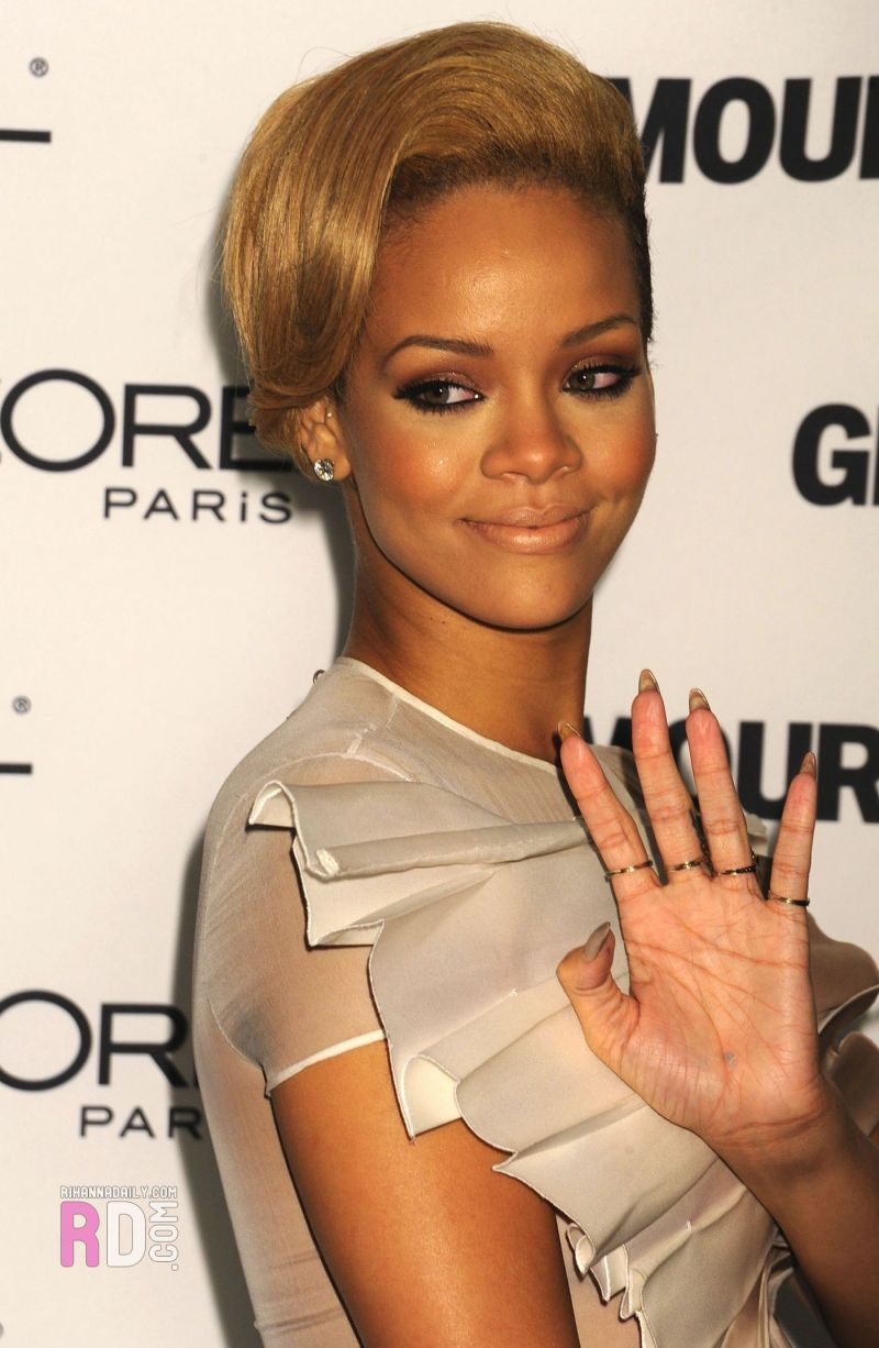 Rihanna Glamour Woman of the Year Awards