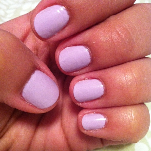 MAC Little Girl Type Nail Lacquer