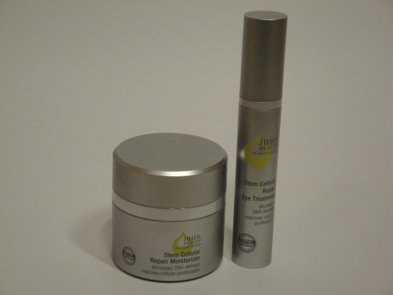Juice Beauty Stem Cellular Repair Moisturizer and Eye Treatment