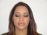 Golden Gaze Mineralize Eye Shadow Makeup Tutorial