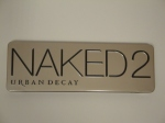 Urban Decay Naked2 Palette Packaging