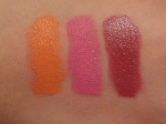 Optimistic Orange, Florida, Restores Dazzle! Cremeblend Blush swatches