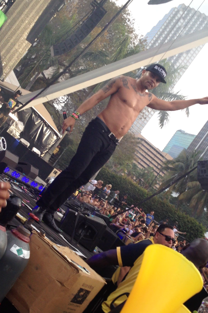 Walshy Fire Major Lazer Ultra 2013
