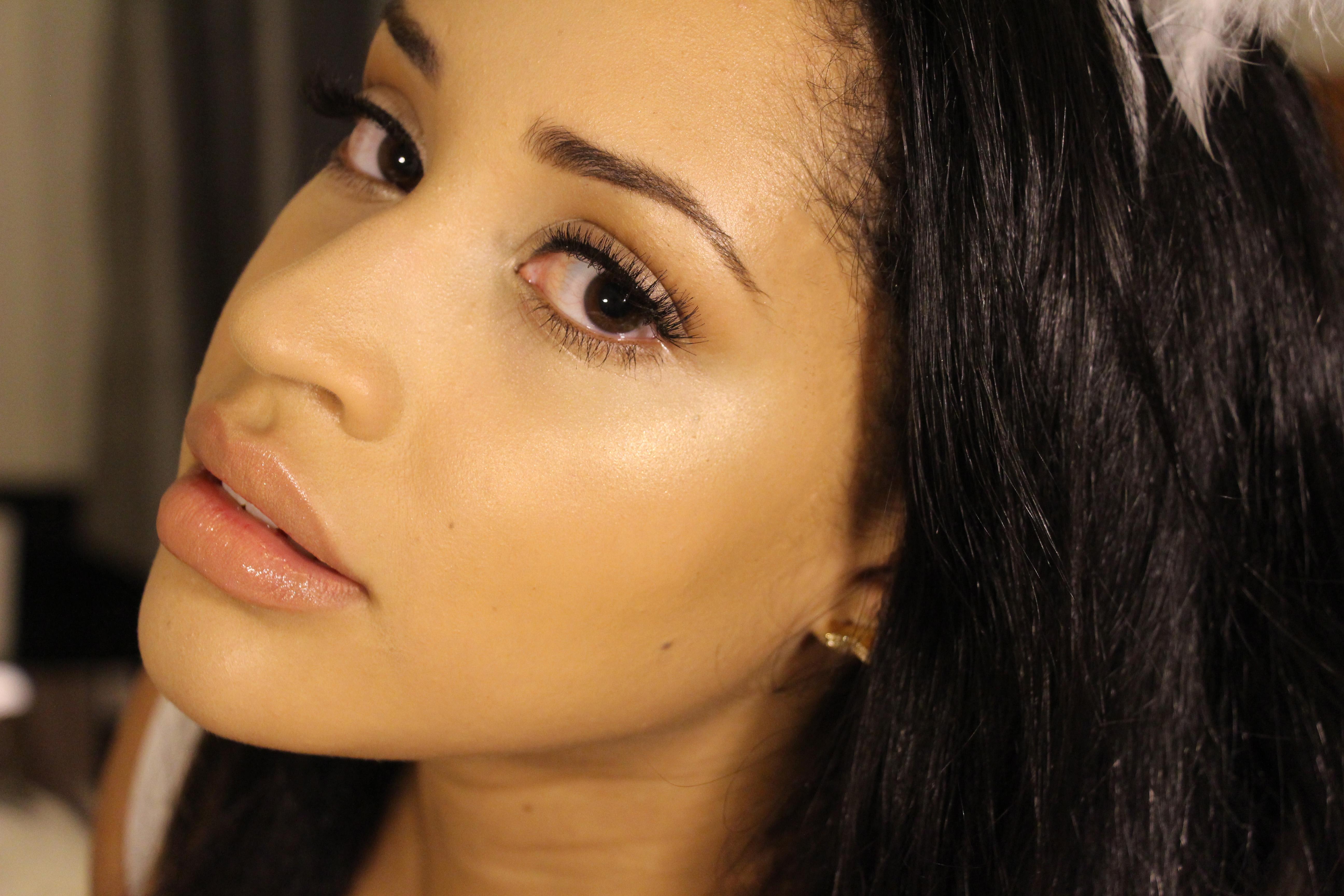 angel halloween makeup tutorial | musings of a city girl